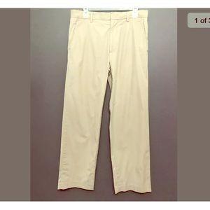 Banana Republic Men's Khaki Pants 32 X 32 Tan